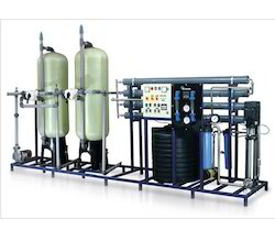 Reverse Osmosis Plant Installation