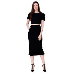 Woman Midi Dress