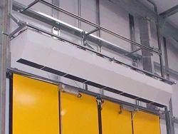 Industrial Door Air Curtains