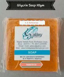 Hotel Glycerine Soap