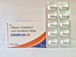 Pharma Franchise for Ofloxacin Ornidazole Tablets