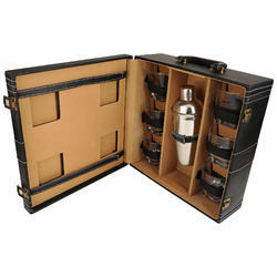 Black - 06 Portable Cocktail Set