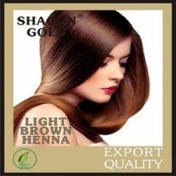 Natural Brown Henna Hair Powder