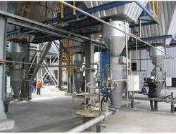 Dense Phase Pneumatic Conveyor System