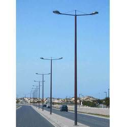 Decorative Street Light Pole