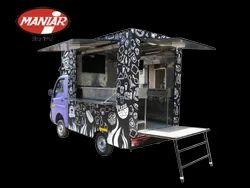 Food Catering Van