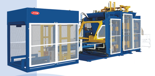 Fly Ash Brick Making Plant and Automatic Hydraulic Press for Fly Ash