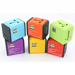 WORLD TRAVEL ADAPTOR JY 158