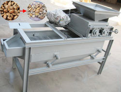 Raw Almonds Peeling Machine