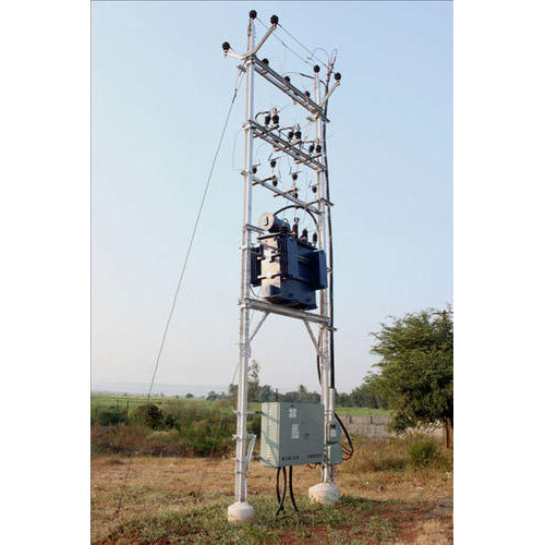 Double Pole Structure Wholesale Trader From Pune