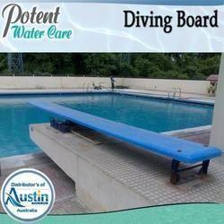 Swimming Pool Spring Board