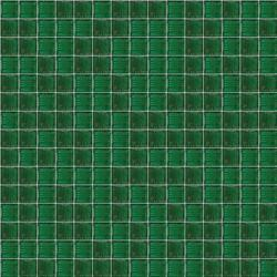 D411A Green Decora Plain Color Glass Mosaics
