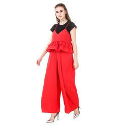 Western Wear Sassy Jumpsuit