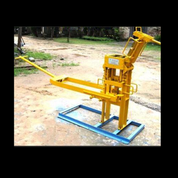 Manual Tara Balram - Mi Fly Ash Brick and Block Making Machine
