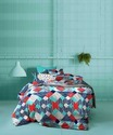 Sterling Lotus Bed Sheet