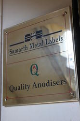 Stainless Steel Boards