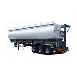 Bulk Feed Tanker