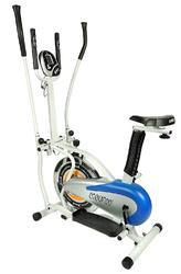 Presto Orbitrek Steel Wheel Elliptical Bike (OB03)