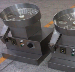Capsule/ Tablet Counting & Amp Filling Machine
