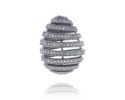 Diamond Spiral Beads Findings