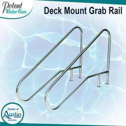 Deck Mount Grab Rail