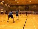 Badminton Court Maker
