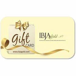 IBJA Gold - Gift Card - Voucher