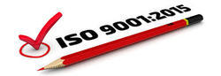 ISO 9001 2015 Certification Requirement
