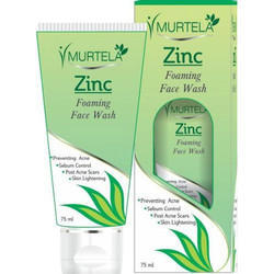 Zinc Foaming Face Wash