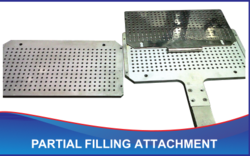Tablet Attachment For Hand Filling Machine