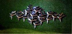 Metal Flying Bird Wall Decor