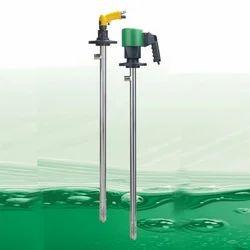 Pneumatic Motorised Barrel Pump