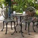Cast Iron Furniture Set