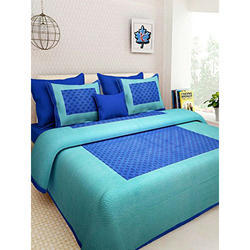 Jaipuri Cotton King Size Bed Sheets. Get Best Quote