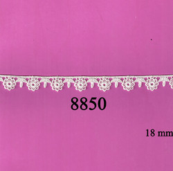Wonderful and Elegant Fancy GPO White Lace From Fashion Plus