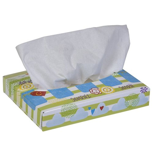 Tissue Paper - Facial Tissue Papers Manufacturer from Mumbai