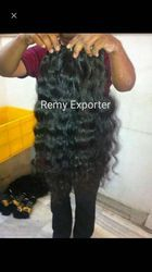 Virgin Indian Human Hair Extensions