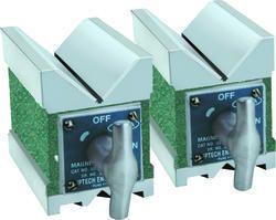 Leakproof Magnetic V Blocks