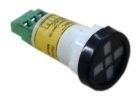 Semaphore Indicator 22.5 mm Round
