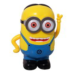Dancing Minion Cartoon Table Desk Lamp Decorative Gift Item