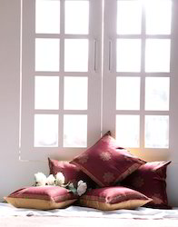 Poly Dupion Cushion Cover