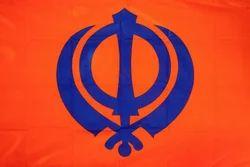 Sikh Religious Flag