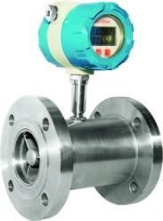 Battery operated Turbine Flow Meter