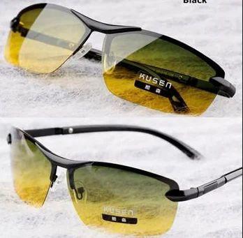 da2e1992a68 Night Vision Glasses - Day   Night Vison Multifunction Mens ...