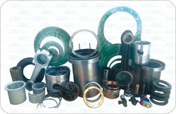 Sabroe ammonia screw compressor