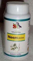 Neem Capsules For Pharmaceutical Use