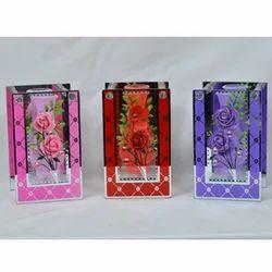 Glass Flower Pot