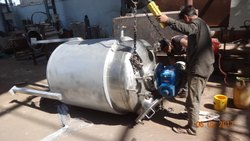 Monomar Mixing Tank