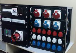 3 Phase Console Board