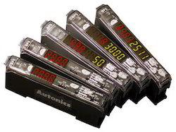 High Speed Dual Digital Display  Digital Fiber Optic Amplifi